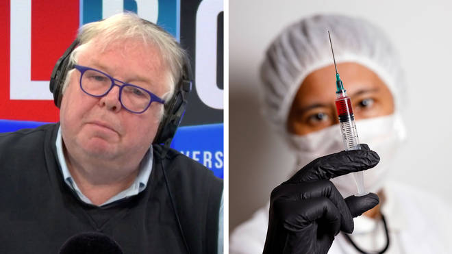 Nick Ferrari heard from the man in charge of running the UK vaccine trials