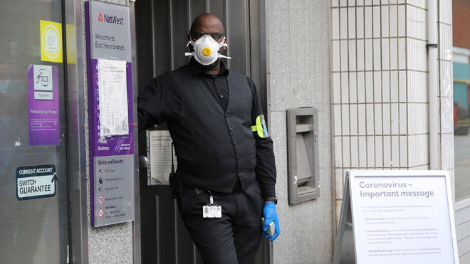 There are calls today to take BAME workers off the front-line of the fight against coronavirus