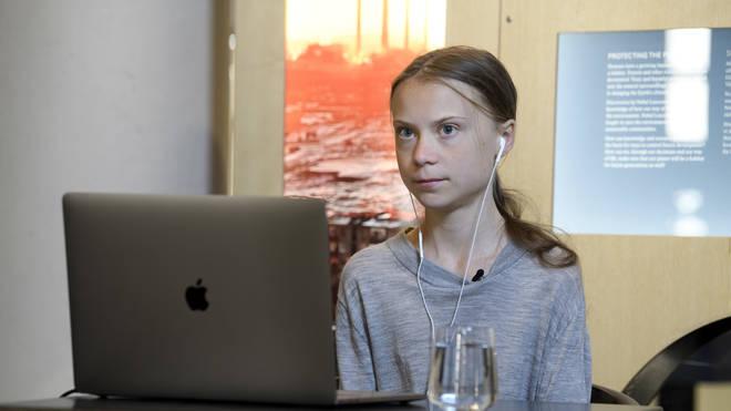 Greta Thunberg will be donating $100,000 to help tackle coronavirus