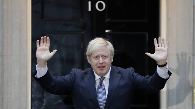 Boris Johnson is expected to lay out his plan for getting the country open again, next week