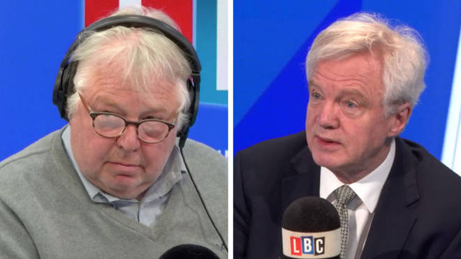 David Davis spoke to Nick Ferrari about how the UK can get what they want about Brexit
