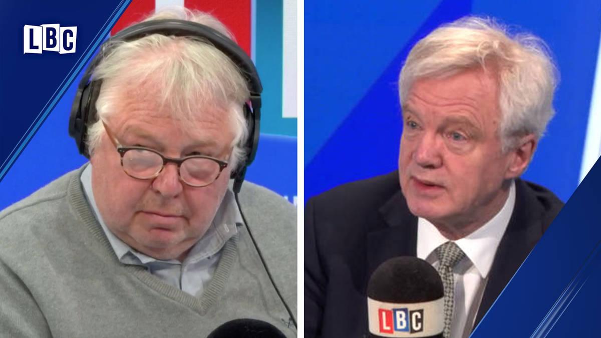 David Davis: UK should take advantage of economic uncertainty and strike a Brexit deal
