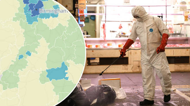 People in more deprived areas are twice as likely to die from coronavirus