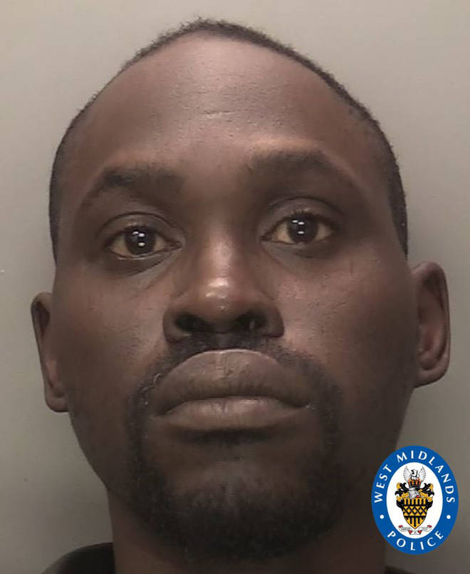 Oritsejafor is facing a lengthy jail sentence for spitting at PC Annie Napier
