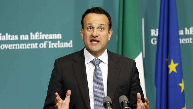 Leo Varadkar has announced lockdown will remain in place through to 18 May