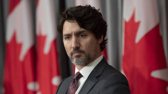 Justin Trudeau announced plans to tighten Canadian gun control laws