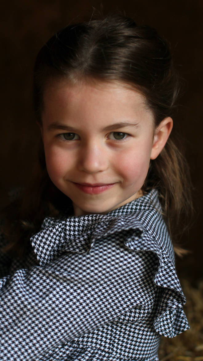 Princess Charlotte celebrates her fifth birthday on Saturday