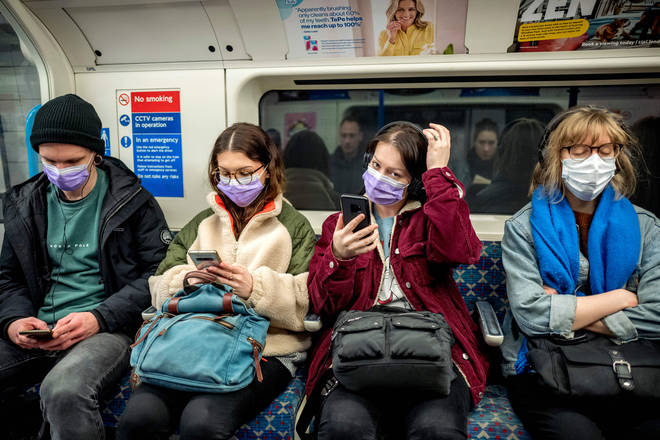 People could have to check their temperature before using public transport
