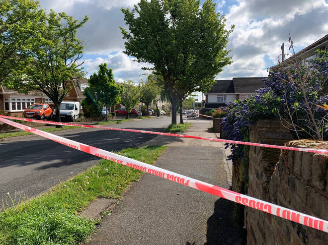 The incident took place on Kerry Drive, Upminster