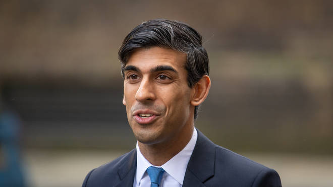 Rishi Sunak announced the bounce back scheme in the Commons last month