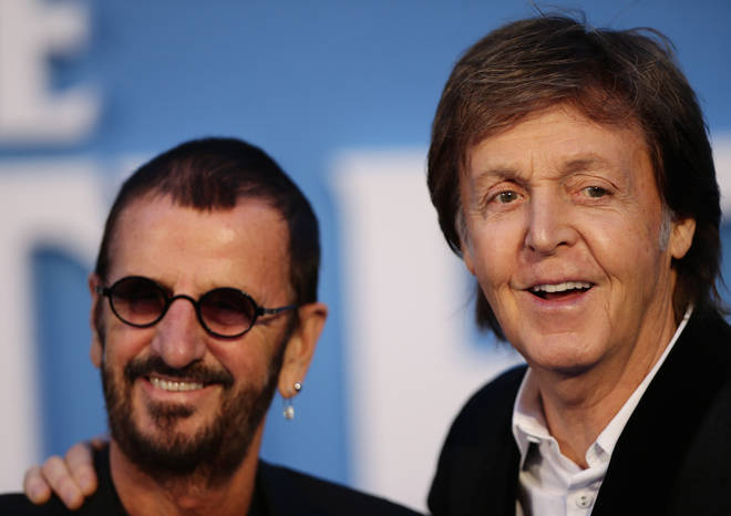 The track was written for Sir Ringo's post-Beatles solo album