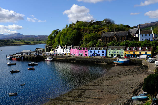 One resident at the Isle of Skye care home has died after testing positive for coronavirus
