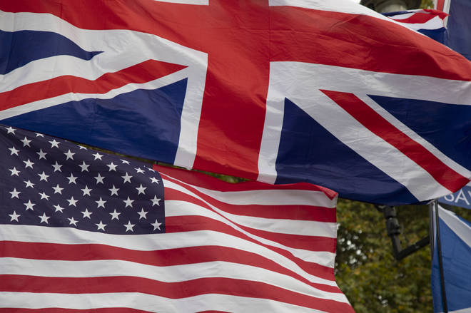 The US and UK are to start negotiations