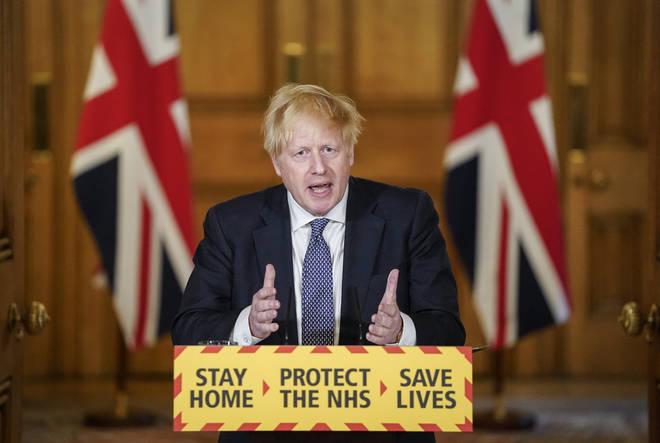"Boris Johnson is set to lay out a coronavirus ""roadmap"" this week"