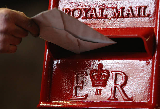 The number of postal charges has increased
