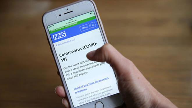 The NHS coronavirus tracing app
