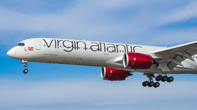 File photo: Virgin Atlantic will pull out of London Gatwick amid the coronavirus crisis