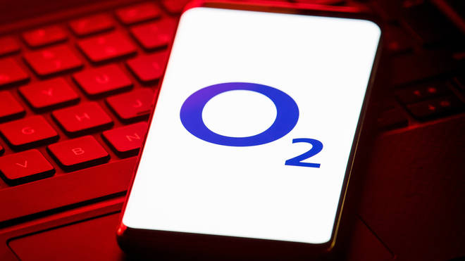 Mobile phone network O2 went down on Tuesday afternoon