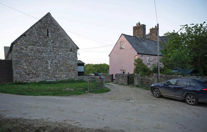 Gwehelog, south Wales