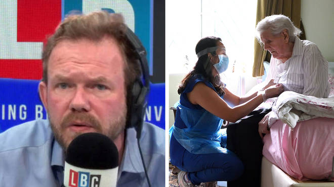 James O'Brien heard the truth about care homes
