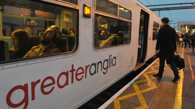 Greater Anglia says the new equipment will be able to keep their trains cleaner