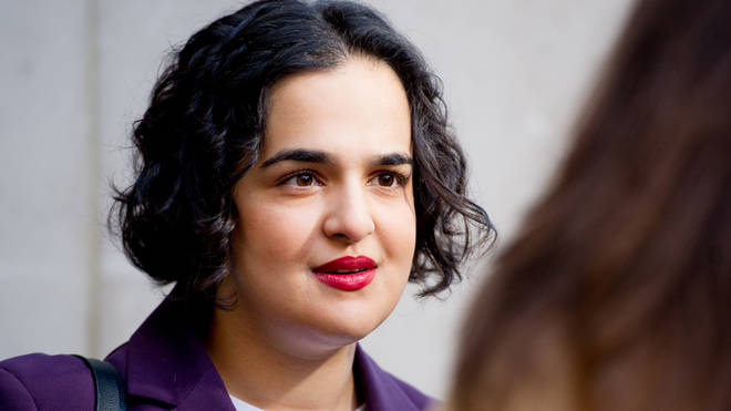 Labour MP Nadia Whittome says she has been sacked as a carer for speaking out about PPE