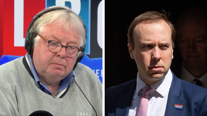 Nick Ferrari heard from a former Health Minister why the testing target didn't work