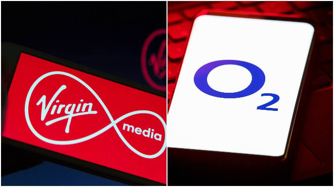 Virgin Media and O2 are set for a multi-billion pound mega-merger