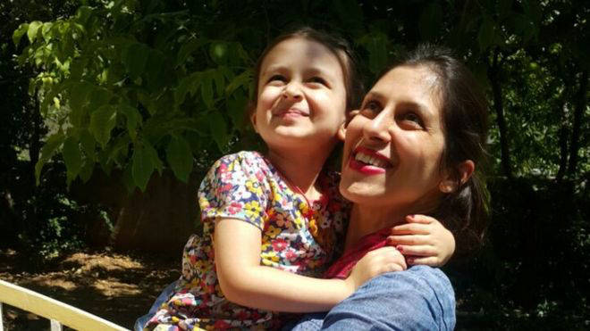 Nazanin Zaghari-Ratcliffe was temporarily released from prison last week