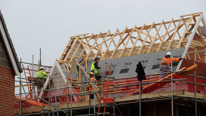 Theresa May promised a new programme of house building