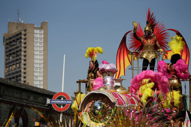Notting Hill Carnival has been cancelled