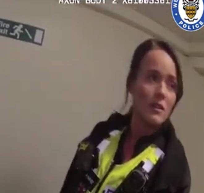 Last week, we reported on PC Annie Napier, who bravely remained on the frontline after a thug spat blood into her eye.