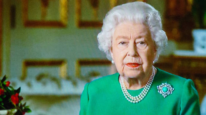 The Queen is due to address the nation on the anniversary of VE Day