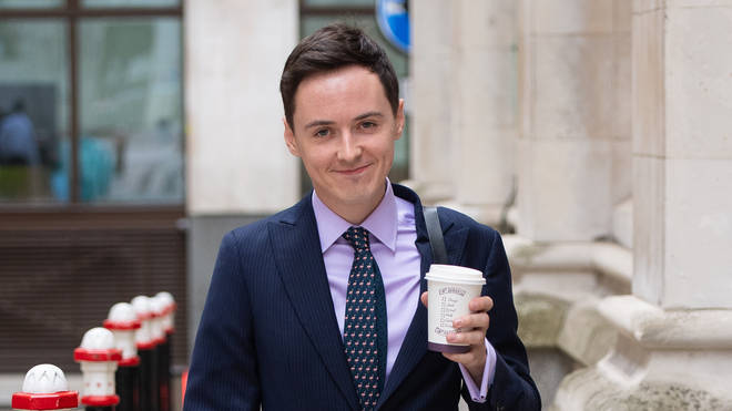 Darren Grimes is celebrating after the case against him was dropped