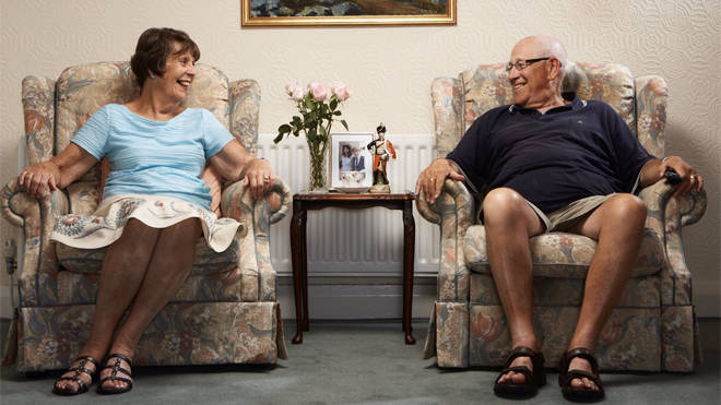June from Gogglebox has died at the age of 82, the show's creator said