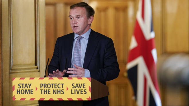 George Eustice announced the fund at today's press conference