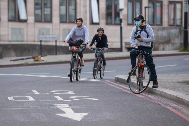 Brits are cycling more during lockdown and this is pushing councils to make cycling more accessible nationwide