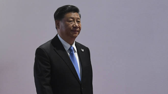 China's president has been accused of leaning on the WHO to delay details of coronavirus