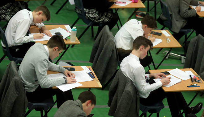 Top government scientific advisors told LBC that secondary schools probably won't reopen until the next academic year