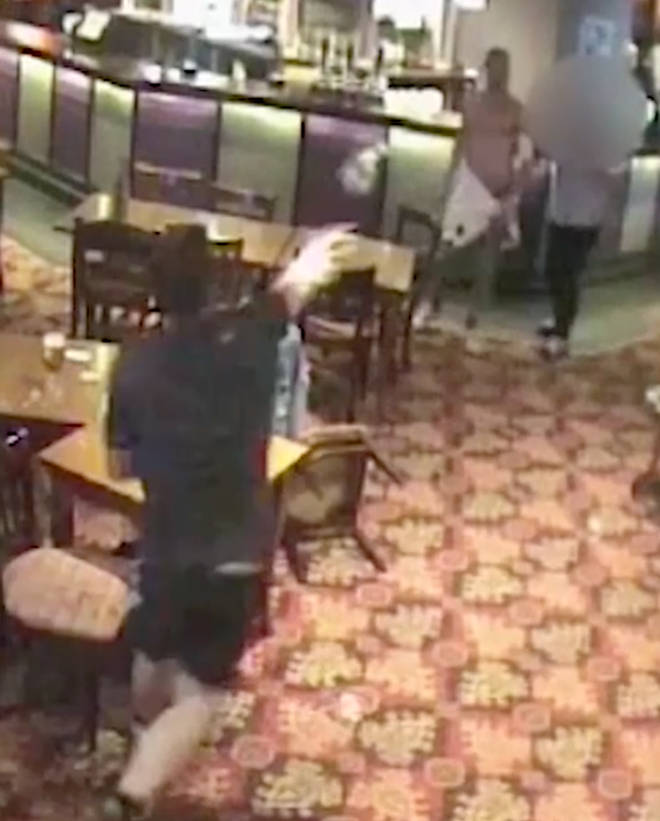 "Violent Thugs Throw Fists, Pint Glasses, And Chairs In ""Disgraceful"" Pub Brawl"