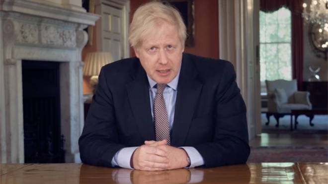 Boris Johnson announced a new set of lockdown rules for Brits