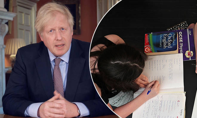 Coronavirus lockdown: Boris Johnson outlines a preliminary plan for reopening schools