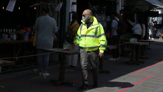 Business leaders have called for clarity over PPE