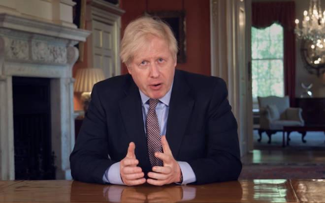 Boris Johnson will clarify the details of the new lockdown on Monday
