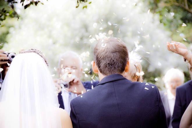 Weddings coule be changed across the UK
