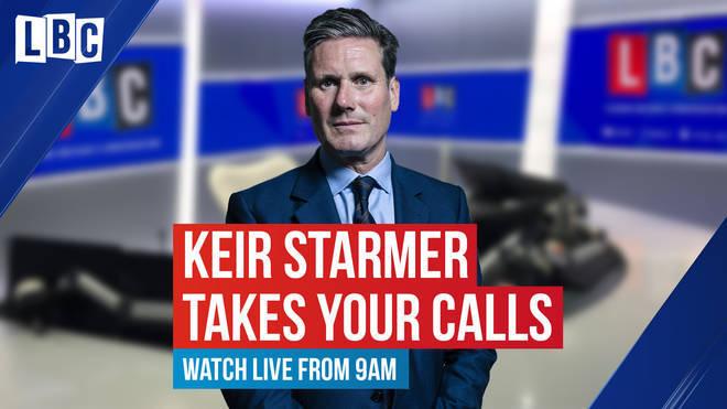 Call Keir - live on LBC