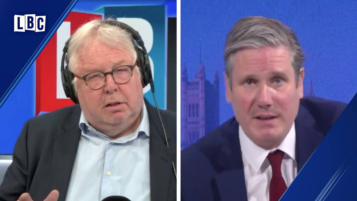 """Sir Keir Starmer can't see Brexit deal done in time: """"I don't think it's practical"""""""