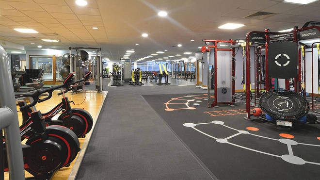 Gyms are ready to re-open following the lockdown