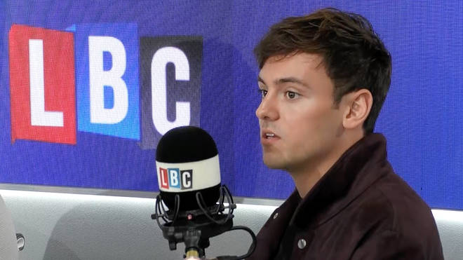 Tom Daley called for a change to UK surrogacy laws