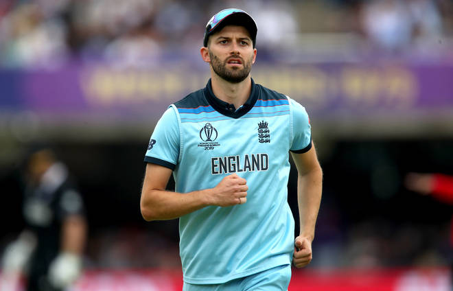 Mark Wood told Tom he would be happy to listen to the advice of the government on sport